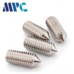 Stainless steel machine 304 stainless steel top wire screw Daquan m3m4m5 screw bolt stop screw